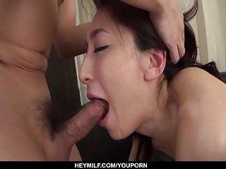 Busty Marina Matsumoto loves the - More at Japanesemamas.com