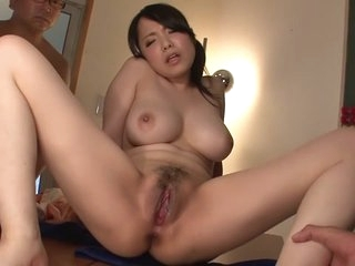 Fabulous Japanese girl Miho Tsujii in Incredible JAV uncensored Big Tits video