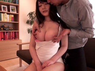Rie Tachikawa in Lovely Big Breast Young Wife part 1