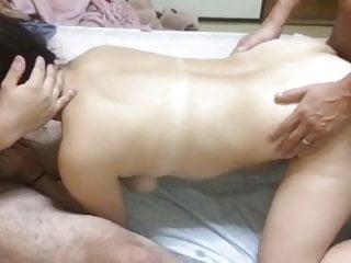 japanese milf 3P 2-5
