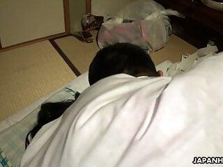 Japanese babe, Runa Kobayashi is naughty, uncensored