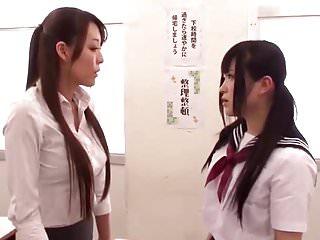 Asian Schoolgirl Gives Teacher a Lesson